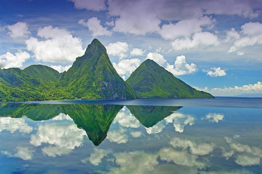 St. Lucia - Southern Boating