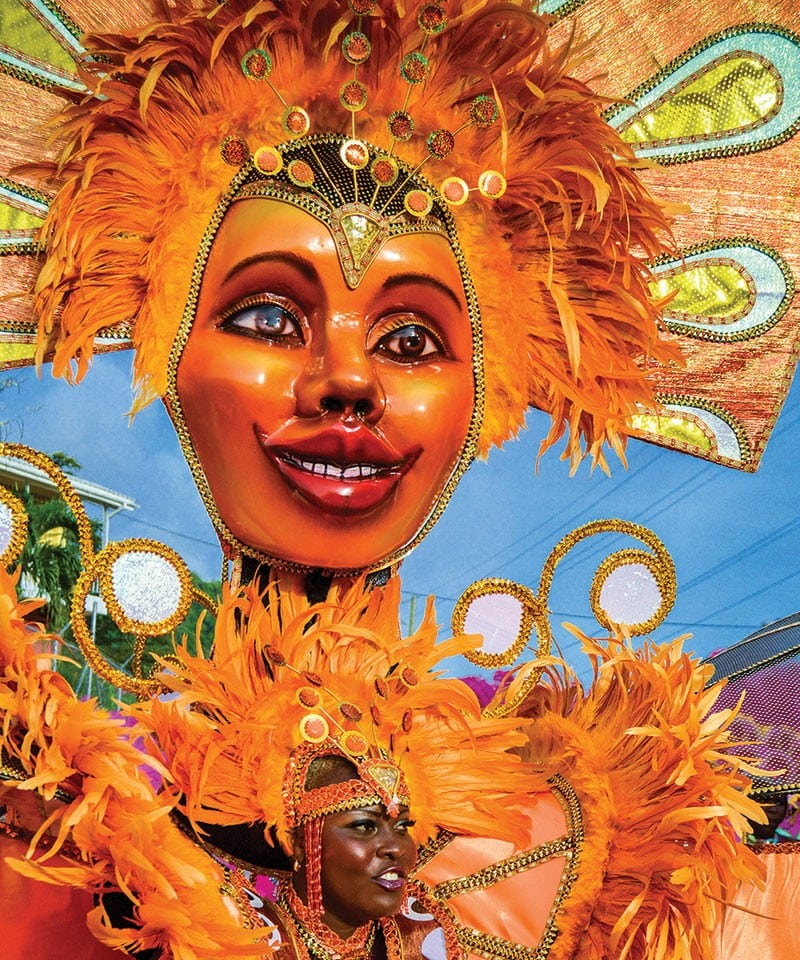Grenada Celebrates Competition Carnival And Chocolate
