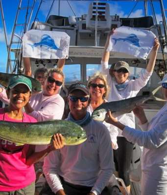 An image from ladies let's go fishing university