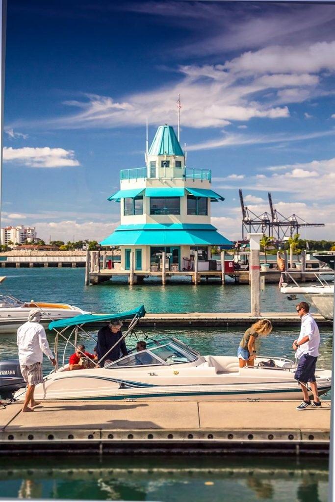 Miami Beach Marina FL Southern Boating