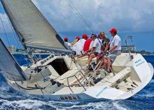 Teams anticipate this year's Barbados May Regatta. Photo: Peter Marshall.