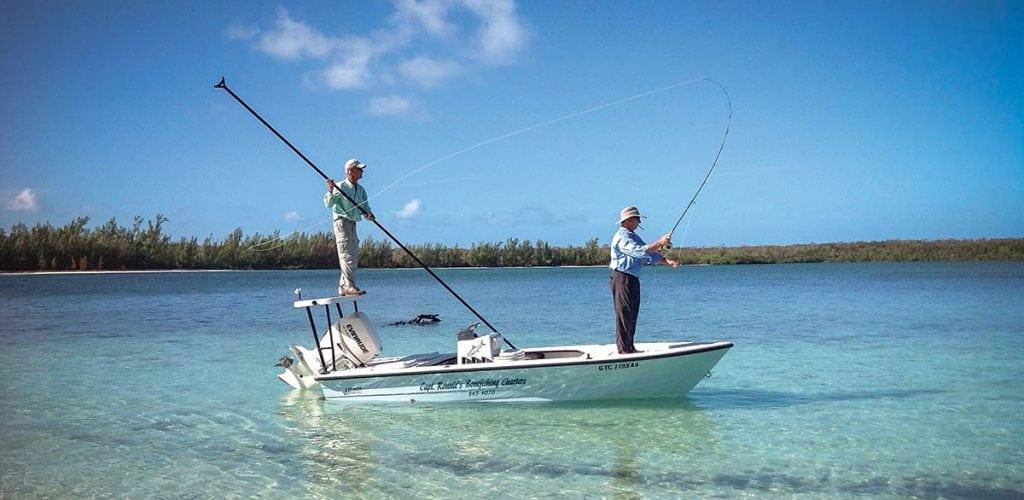 World class bonefishing southern boating for Fish bones virginia beach