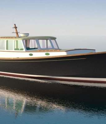 Rockport Marine 44 Express