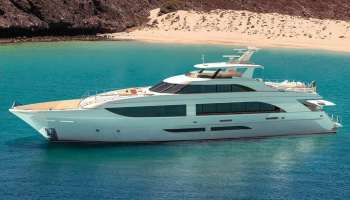 Westport Yachts 112 and 125 debut at Miami Yacht Show