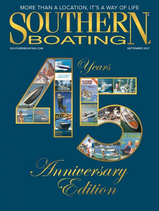 Southern Boating September Cover
