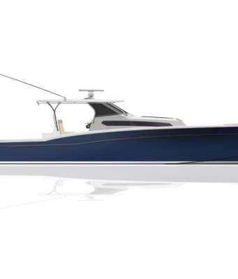 Sea Force IX 41.5 Sport CC