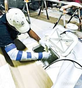 RIB repair, repairing your rib, dinghy repair, inflatable repair, repair my inflatable, tender care