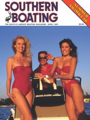 First ever Swimsuit Issue--back in 1987.
