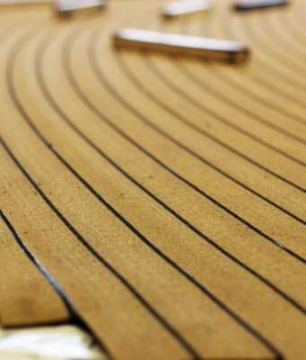 synthetic decking for your boat