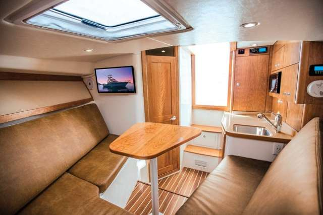 ablemarle 29 Express, ideal for fishing and family, 29 Express, Ablemarle