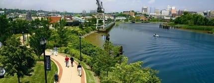 Wilmington, Delaware Riverfront