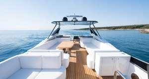 Adler Suprema motoryacht
