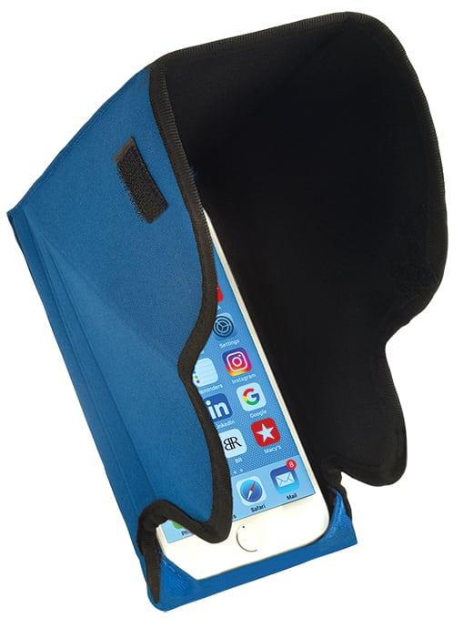 shade, phone shade, shade your phone, shady smart, sun shield, water damage, shade for your phone