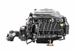 Indmar Marine, propulsion, engine,