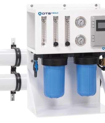 watermakers, FCI, FCI Watermakers, potable water, water, Dockside Treatment System
