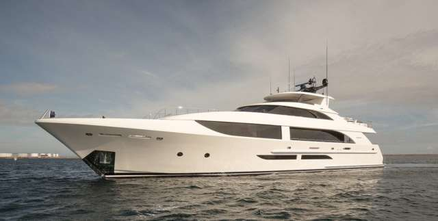 westport-112-and-125, Westport Yachts 112 and 125will debut at the Miami Yacht Show in 2018.