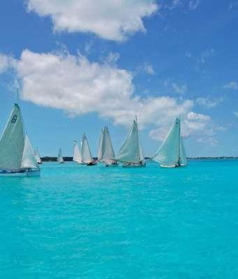 Elizabeth Harbour, The Bahamas, Exumas, Great Exuma, Chat n' Chill