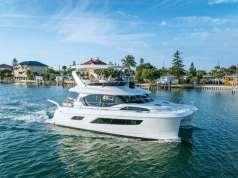 an image of a Aquila 44 Power Catamaran, powercat roundup, best cruising catamarans