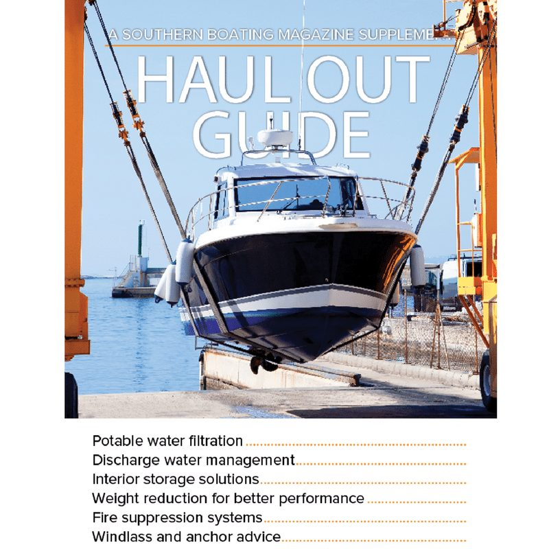Lovely ... Storage With Items You Southern Boatingu0027s Annual Haul Out Guide