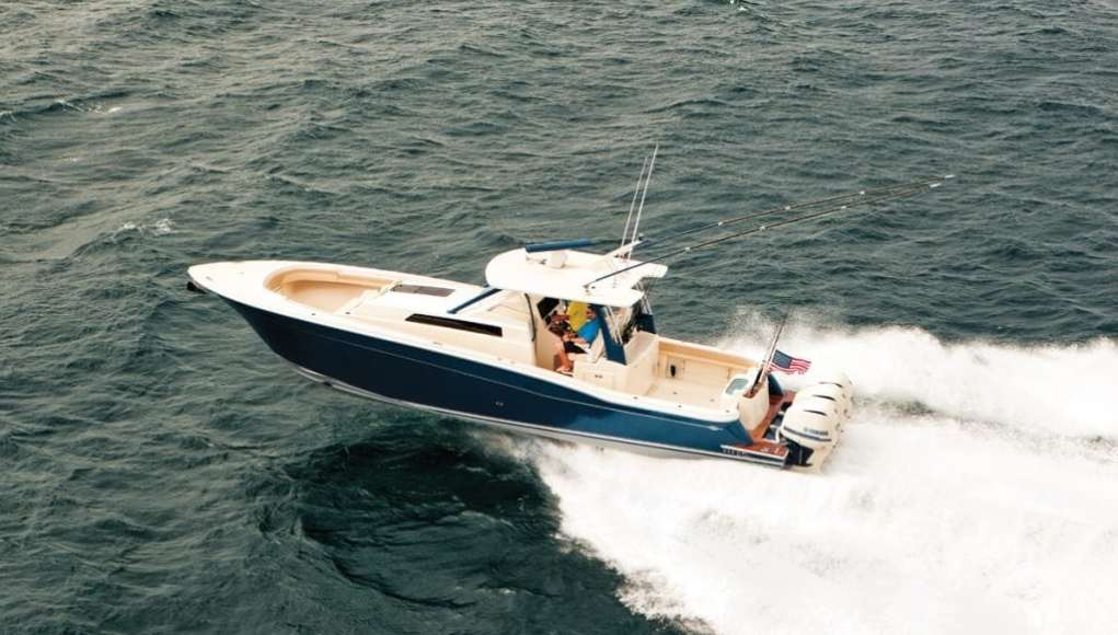 This is an image of the Sea Force IX Sport Center Console.