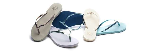 Malvados sandals from the Southern Boating Swimsuit Issue at Resorts World Bimini