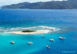 Sandy Spit Island aka Corona Island