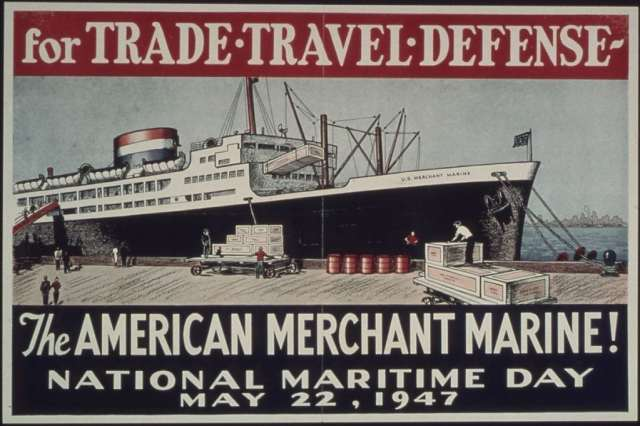 Celebrate National Maritime Day