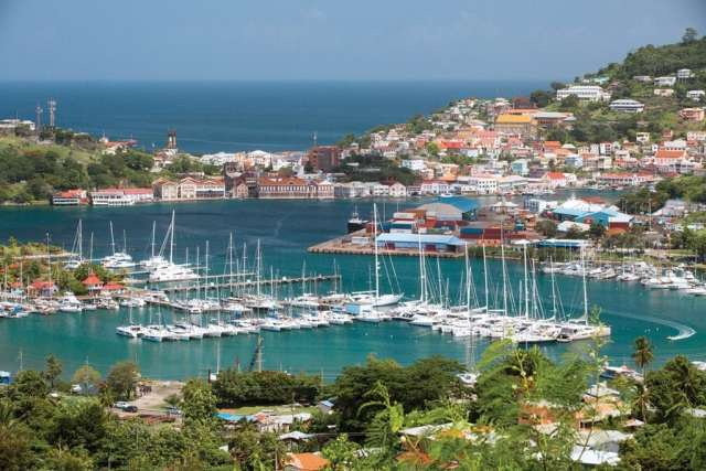 Boatshed location at Island Dreams in Grenada