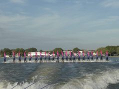 Barefoot Water skiing World Record Barefoot World Record