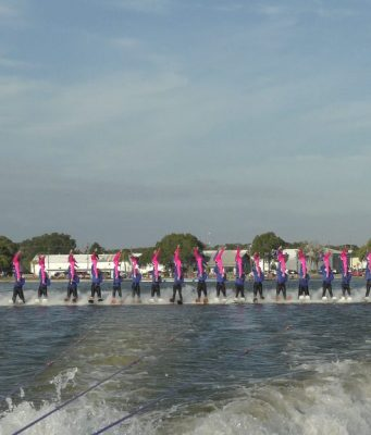 Barefoot Water skiing World Record Barefoot World Record