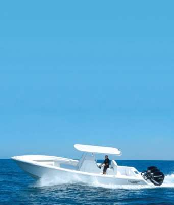an image of Gulfstream Yachts 34