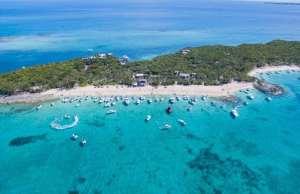 An image of Rose Island Bahamas
