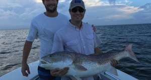 Fishing for Red Drum
