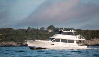 The new Grand Banks 60 SL from Southern Boating GB60SL