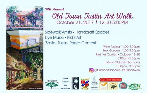 Old Town Tustin Art Walk