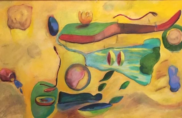 Untitled - Mona Lisa Lind