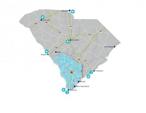 Maps Hampton South Google