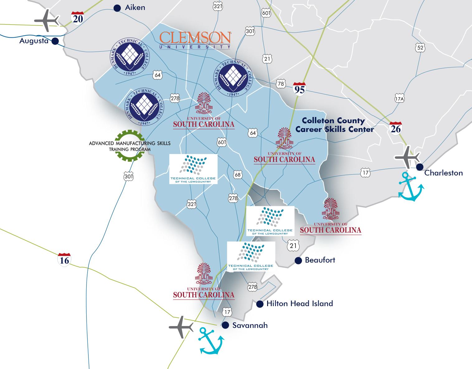 Southern Carolina Regional Development Alliance