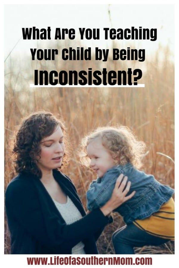 Being inconsistent affects your child in several ways. In addition, it teaches him (or her) that inconsistency is perfectly acceptable. This is something that you definitely don't want to happen. Continue reading to learn more about how children can be affected when there is inconsistency in their lives.