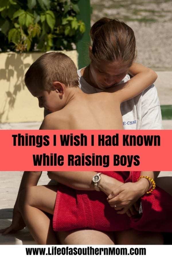 Here are some guidelines on how to raise a boy and what to expect while you are doing it.