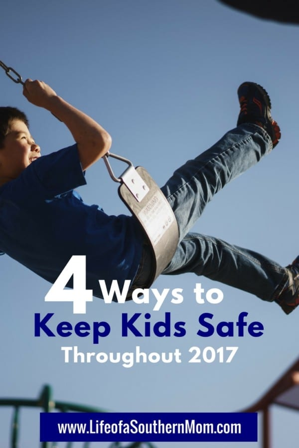 Keeping track of the kids throughout the year can prove challenging, especially when you have a million different things to juggle. Follow these tips to keep the kids safe all year long.