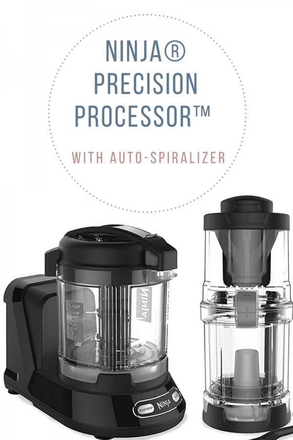 Ninja® Precision Processor™ with Auto-Spiralizer