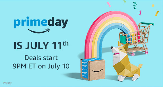 Prime Day July 11, 2017