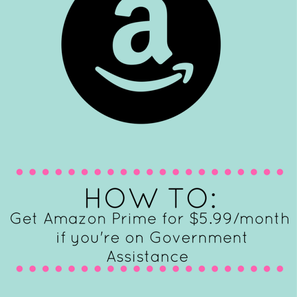 How to Get an Amazon Prime Membership Discount if You Receive Government Assistance
