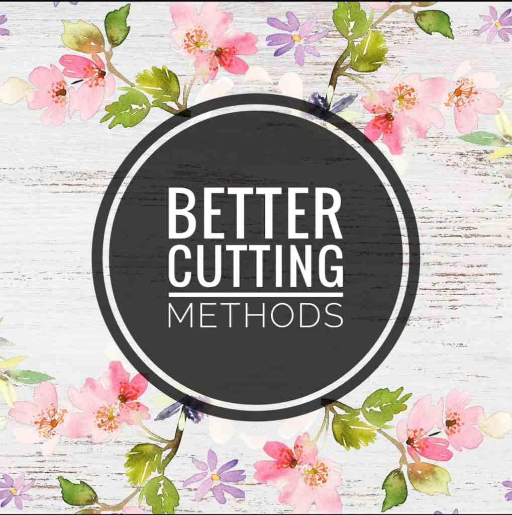 How to Piece like a Rockstar – Part 1 – Better Cutting Methods