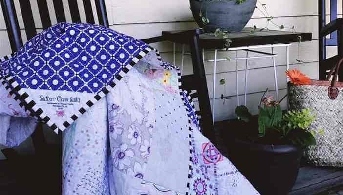 Quilt Reveal – My Eowyn Quilt is Finished + thoughts on hand quilting