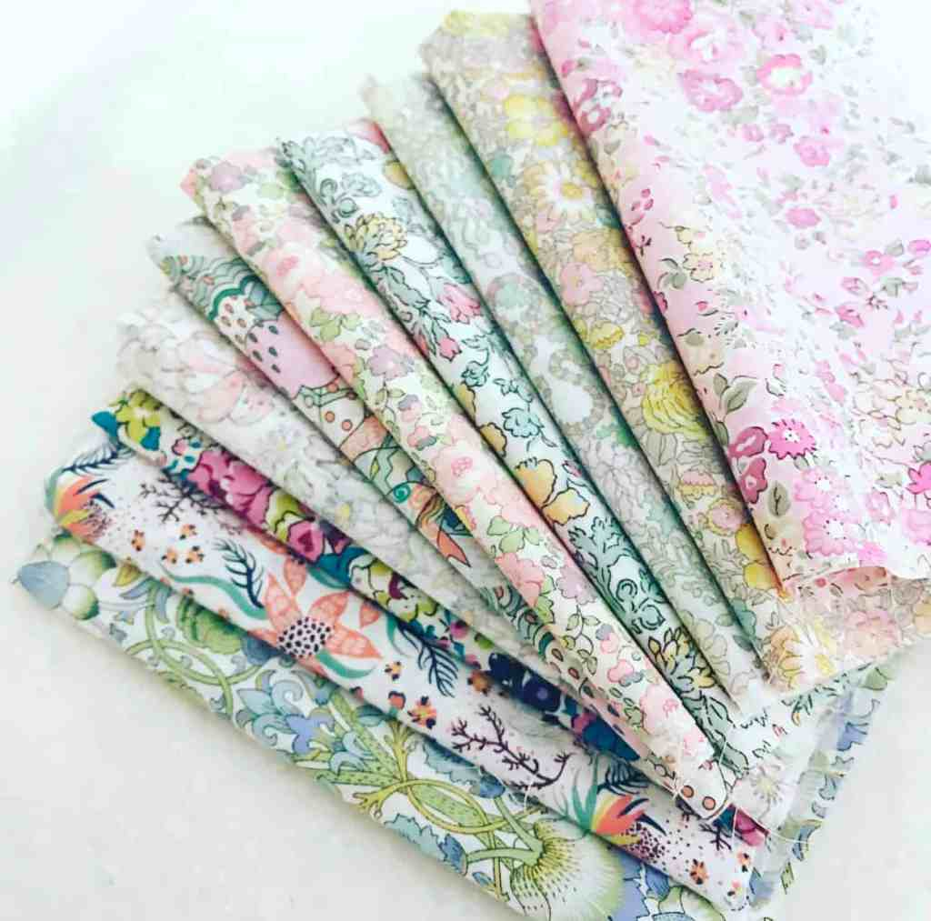 Monday is All About Fabric #6 – Liberty Tana Lawn