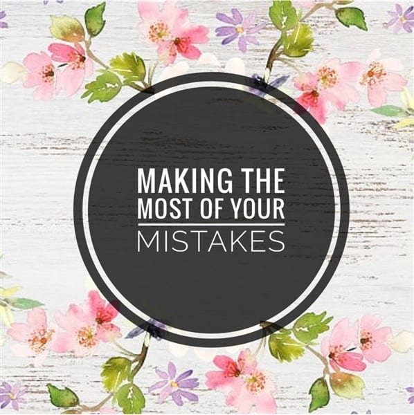How to piece like a rockstar – part 5 – Making the most of mistakes