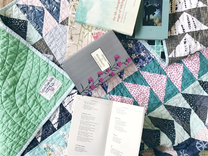 Quilt Reveal – Flying Home Quilt