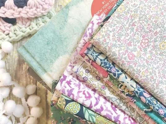 Monday is all about fabric – #21 – Liberty Society